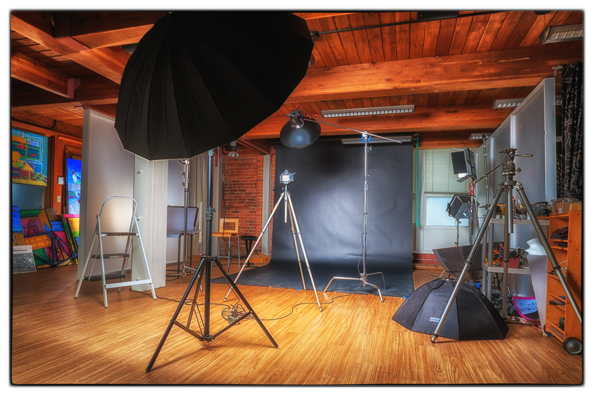 Seattle Rental Photography Studio - Ron Greer
